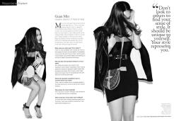 Style Magazine: The Style List